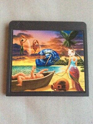 Journey - Trial By Fire - Minidisc