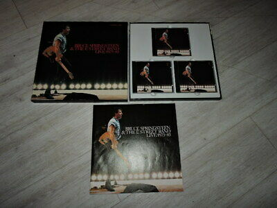bruce springsteen & e street band - live 75-85 - Coffret collector 3cd -
