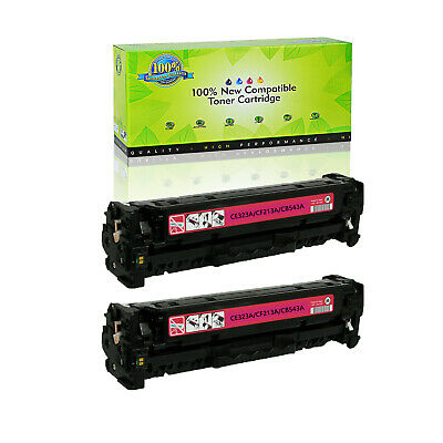 1PK CB542A Yellow Toner Cartridge 125A for HP Color LaserJet CP1515n CM1312mfp