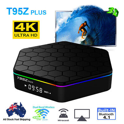 2019 New Version Android 7.1 Smart TV Box T95z Plus 4K HD Octa-Core 3G+32G