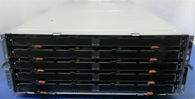 Dell PowerVault MD3060e 60 Disk Storage  Array EBOD 2 x SAS CONTROLLERS