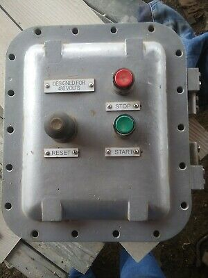 Adalet Explosion Proof Junction Box XCE 081066