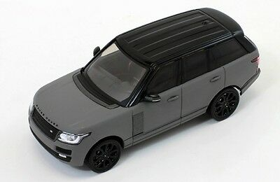 Range Rover Vogue Matt Grey/Black 2014 Premium X  PRD409 1:43
