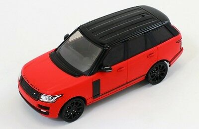 Range Rover Vogue Matt Red/Black 2014 Premium X  PRD405 1:43