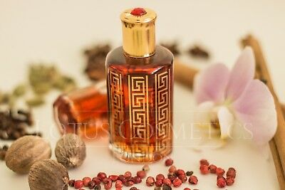 3ml Arabian Orchid perfume oil long lasting unisex fragrance