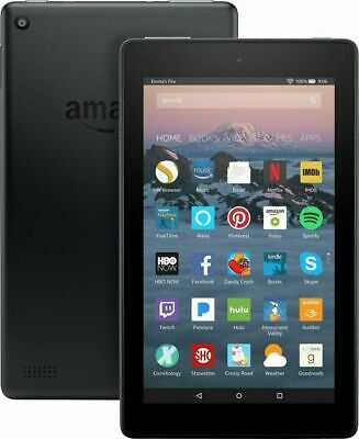 Amazon Fire 7 Kids Edition (7th Generation) 16GB, 7in WiFi Only Tablet - Blue