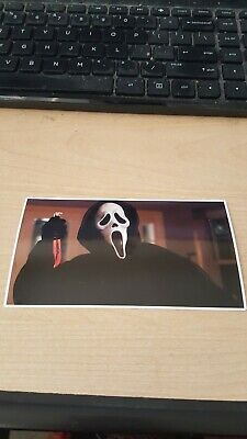 Ghostface Sticker Scream