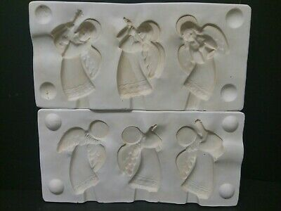 Morning Star Molds 572 Three Angels Ceramic Slip Casting Mold