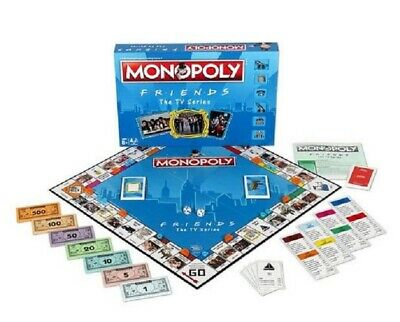 Monopoly - Friends The TV Series Edition Board Game