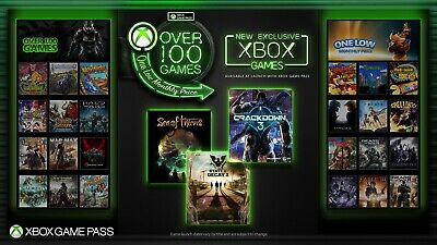 Microsoft Xbox Game Pass 14 Days/2 Weeks Code Xbox One Trial