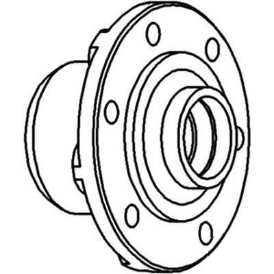70263039 Front Wheel Hub Made To Fit Allis Chalmers Tractor 6060 6070 No Bolts