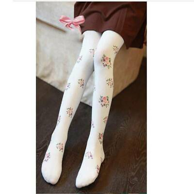 Toddler Infant Kids Baby Girls Cotton Warm Pantyhose Socks Stockings Tights  LL
