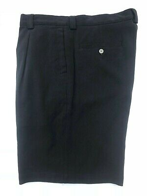 Tommy Bahama Black 100% Silk Casual Shorts Exc. Cond Waist 34