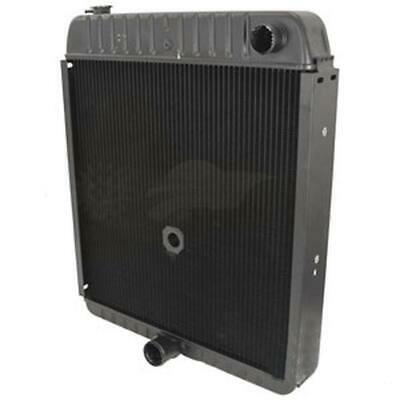 146405C1 New Radiator Made to fit Case-IH Tractor Models 3088 3288 3688 3488