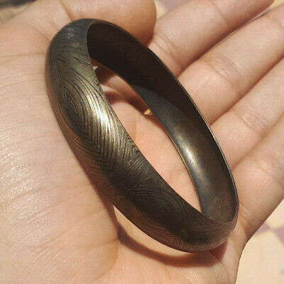 Ancient ANTIQUE bracelet authentic copper bronze Museum Quality Artifact