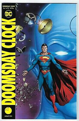 Doomsday Clock # 1 of 12 Variant Cover DC NM 1st Printing