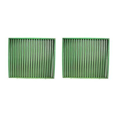 AR65460 Two Front Side Screens For John Deere Tractor 4240 & 4430