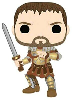 Gladiator - Maximus with Armor US Exclusive Pop! Vinyl [RS]-FUN40817-FUNKO