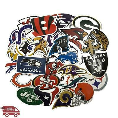 NFL Team Logo Stickers