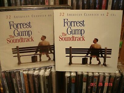 Forrest Gump [Remaster] by Original Soundtrack ( CD, 1994, 2 Discs)