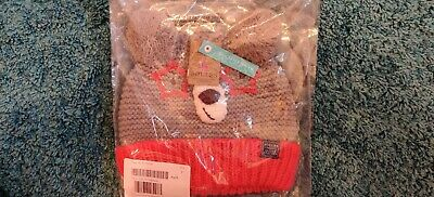 Girls JOULES Winter Hat Age 4-7 Years *NEW WITH TAGS*