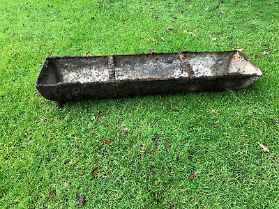 Reclaimed Vintage Cast Iron Feed Trough