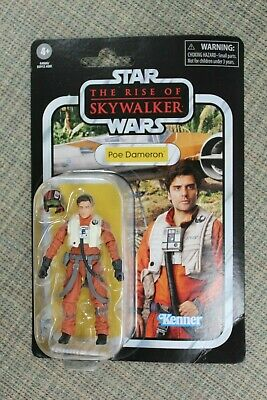 NEW Star Wars Vintage Collection Poe Dameron VC160