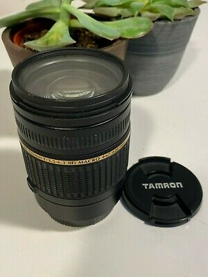Tamron AF 28-300mm f/3.5-6.3 XR Di LD Aspherical (IF) Macro, Canon EF
