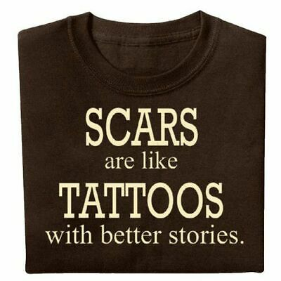 Scars are Cowboy Tattoos with Better Stories Rodeo Country Sweatshirt