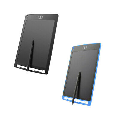 """2Set 8.5"""" LCD Writing Tablet Erasable Electronic Doodle Handwriting Board"""