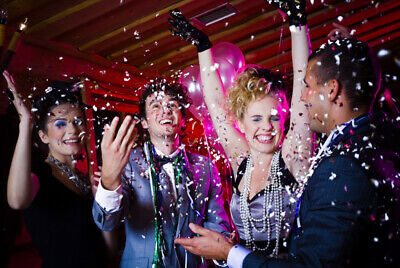 New Year's Eve 2019 - Two Night Short Break - with B&B, Dinners and Party