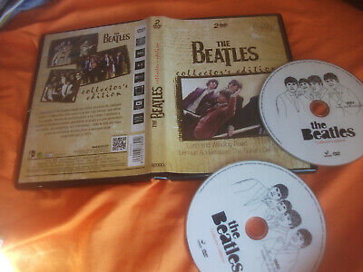 Beatles 2Dvd, Collector's Edition, Spain, Lennon And Harrisso , Long And Winding