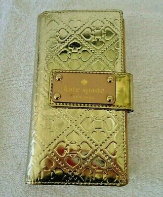 Kate Spade New York Gold Women's Wallet