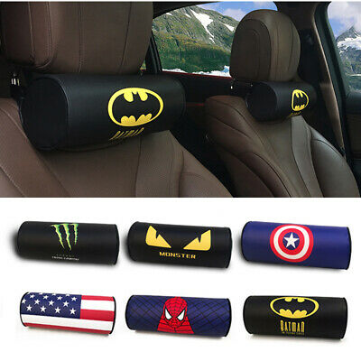 1 PC Car Seat Headrest Cushion Memory Foam Head Neck Rest Support Pillow
