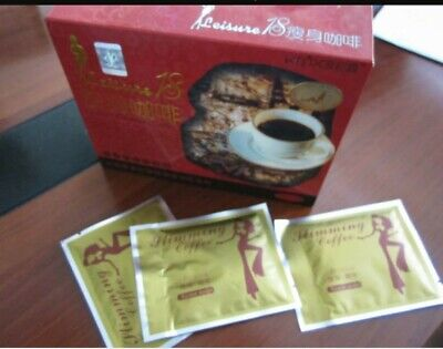 Authentic Quick Weight Loss Slimming Coffee