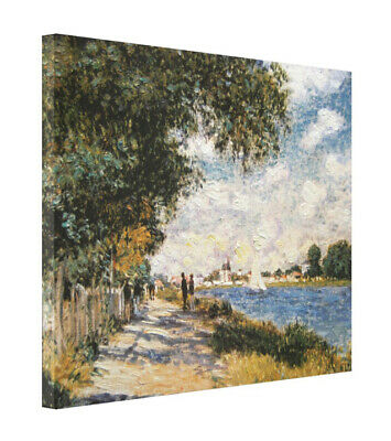 Sunrise on the Seine Lavacourt Winter Effect by Claude Monet 8x10 Print 1484