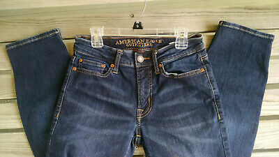 American Eagle Outfitters extreme flex jeans 26 28 boy