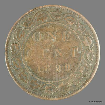 Canada One Cent 1899 Inv#B456