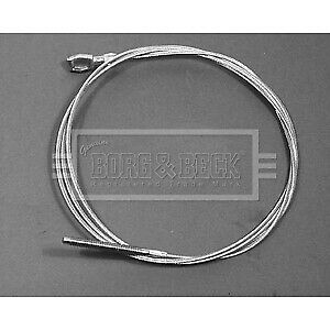 VW BEETLE 1300 1.3 Clutch Cable 65 to 70 Firstline 113721335A VOLKSWAGEN Quality