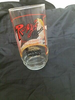 Coca Cola Glass, Roxy's Diner, Grand Casino Biloxi, Mississippi