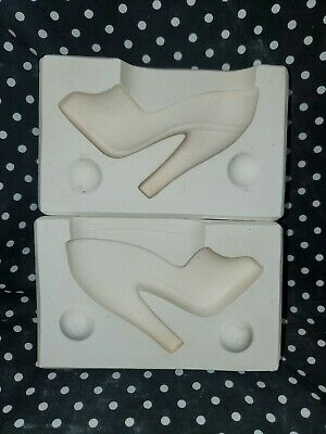 High Heeled Shoe Mold Ceramic Slip Casting Molds