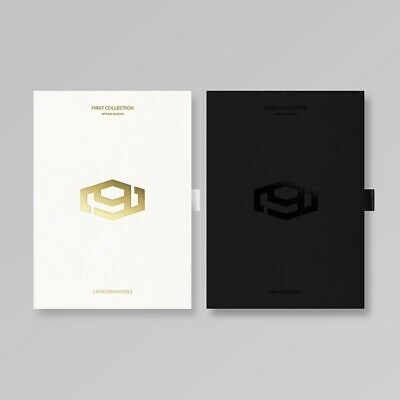 SF9 - FIRST COLLECTION (Vol.1) CD+120p Photobook+Poster+Free Gift