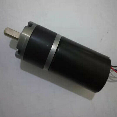 36mm Micro BLDC Planetary Gear Motor DC12V Ratio369:1 Large Torque DIY automatic