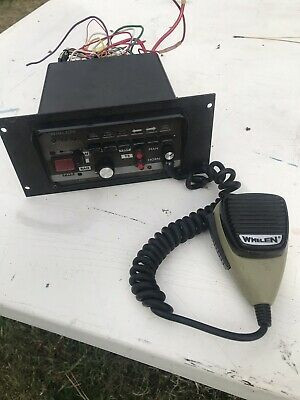 Whelen Switch Special Security