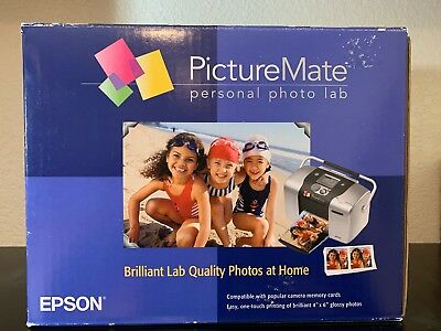Epson Picture Mate Personal Photo Lab.