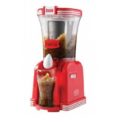 Coke Frozen Slush Slushie Drink Maker Machine Ice Slurpee Shaver Beverage Mixer