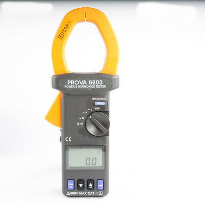 H● PROVA-6603 Power Analyzer Meter,Harmonic Analyzer,Power Recorder