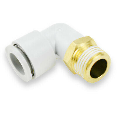 H● SMC KQ2L06-01AS Straight Snorkel Pneumatic Joint New.