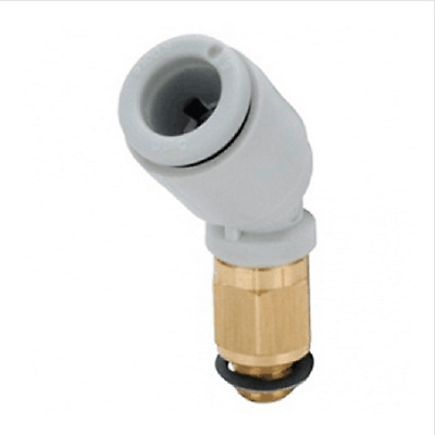 H● SMC KQ2K04-01AS External Screw Quick Connector New.