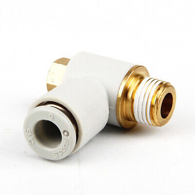 H●  SMC KQ2V06-01AS Pneumatic Quick Connector New.